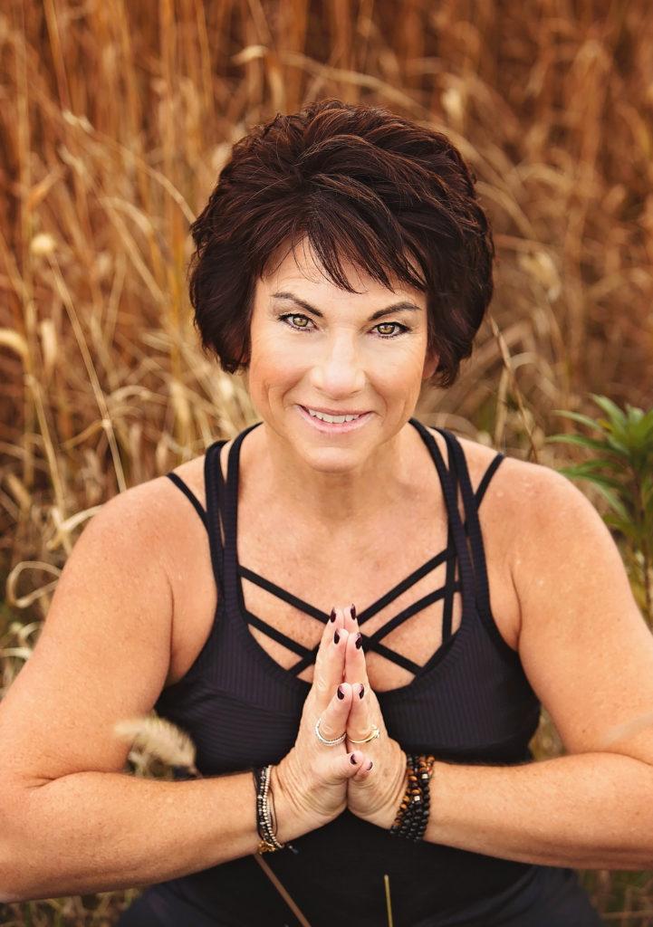 Brenda of Happy Journey Yoga