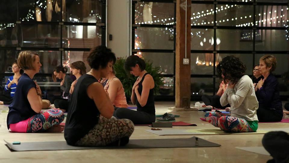 Yoga Teacher Training in Minooka by Brenda